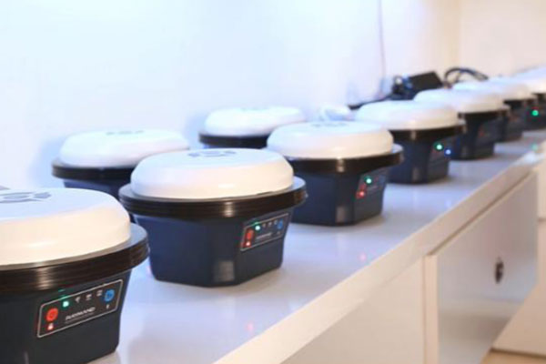 تستهای مرتبط با امواج الکترومغناطیسی و تجهیزات رادیویی بر روی گیرنده های GNSS شرکت رایمند