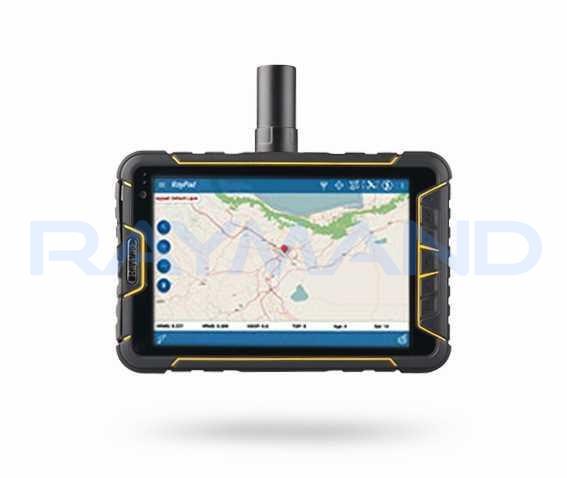 شکل 18: گیرنده GPS مدل Raypad